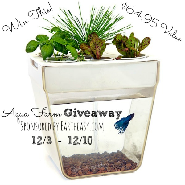 Aquafarm Giveaway One Ash Homestead
